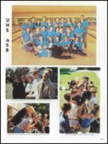 2000 University High School Yearbook Page 164 & 165