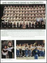 2000 University High School Yearbook Page 186 & 187