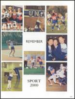 2000 University High School Yearbook Page 222 & 223
