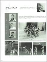 2000 University High School Yearbook Page 254 & 255