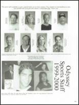2000 University High School Yearbook Page 280 & 281
