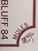 1984 Yearbook Poplar Bluff High School