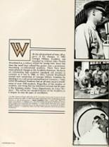 1984 Woodward Academy Yearbook Page 10 & 11
