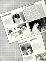 1984 Woodward Academy Yearbook Page 28 & 29