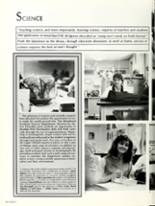 1984 Woodward Academy Yearbook Page 74 & 75
