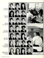 1984 Woodward Academy Yearbook Page 106 & 107