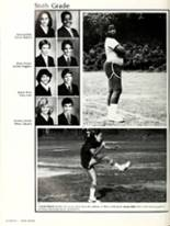1984 Woodward Academy Yearbook Page 156 & 157