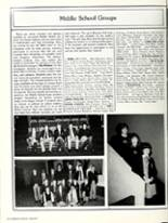 1984 Woodward Academy Yearbook Page 270 & 271