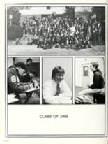 1984 Woodward Academy Yearbook Page 280 & 281