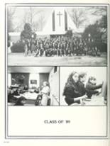 1984 Woodward Academy Yearbook Page 284 & 285