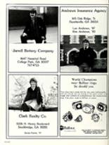 1984 Woodward Academy Yearbook Page 298 & 299