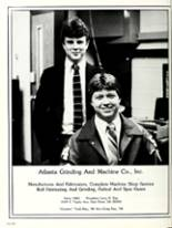 1984 Woodward Academy Yearbook Page 300 & 301