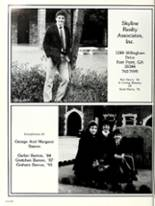 1984 Woodward Academy Yearbook Page 308 & 309