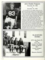 1984 Woodward Academy Yearbook Page 322 & 323
