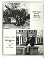 1984 Woodward Academy Yearbook Page 326 & 327