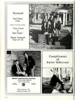 1984 Woodward Academy Yearbook Page 340 & 341