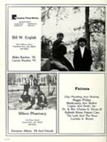 1984 Woodward Academy Yearbook Page 342 & 343