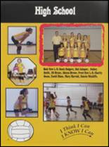2008 Copan High School Yearbook Page 44 & 45