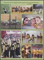 2008 Copan High School Yearbook Page 70 & 71