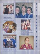 2008 Copan High School Yearbook Page 74 & 75