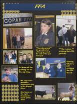 2008 Copan High School Yearbook Page 76 & 77