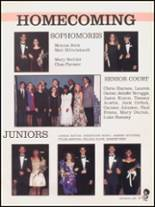 1992 Hall High School Yearbook Page 18 & 19