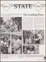 1992 Hall High School Yearbook Page 20 & 21