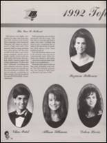 1992 Hall High School Yearbook Page 28 & 29