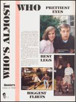 1992 Hall High School Yearbook Page 30 & 31
