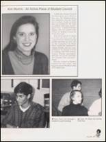 1992 Hall High School Yearbook Page 38 & 39