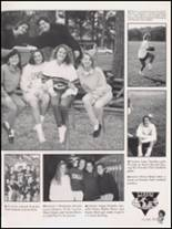 1992 Hall High School Yearbook Page 42 & 43