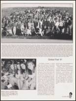 1992 Hall High School Yearbook Page 44 & 45