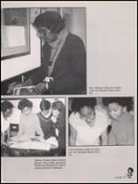 1992 Hall High School Yearbook Page 54 & 55