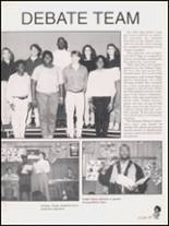 1992 Hall High School Yearbook Page 56 & 57