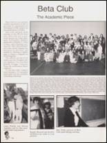 1992 Hall High School Yearbook Page 58 & 59