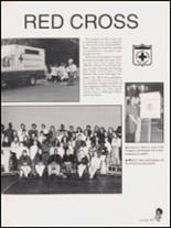 1992 Hall High School Yearbook Page 62 & 63