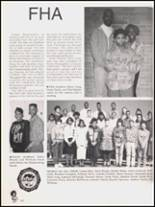 1992 Hall High School Yearbook Page 68 & 69