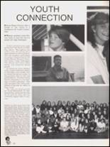 1992 Hall High School Yearbook Page 74 & 75