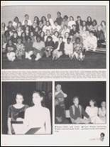 1992 Hall High School Yearbook Page 76 & 77
