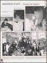 1992 Hall High School Yearbook Page 82 & 83