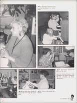 1992 Hall High School Yearbook Page 86 & 87