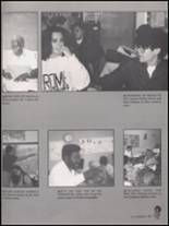 1992 Hall High School Yearbook Page 92 & 93