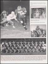 1992 Hall High School Yearbook Page 106 & 107