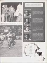 1992 Hall High School Yearbook Page 108 & 109