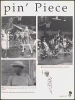 1992 Hall High School Yearbook Page 110 & 111