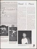 1992 Hall High School Yearbook Page 116 & 117