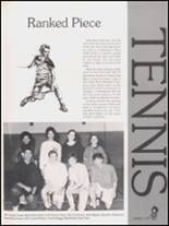 1992 Hall High School Yearbook Page 122 & 123