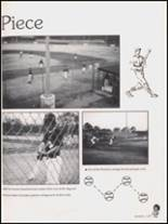 1992 Hall High School Yearbook Page 128 & 129