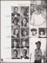 1992 Hall High School Yearbook Page 140 & 141