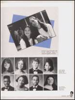 1992 Hall High School Yearbook Page 150 & 151